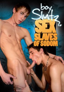 Sex Slaves of Sodom DVD