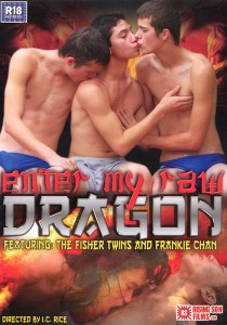 Enter my Raw Dragon DVD