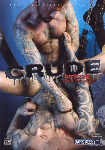 Crude: Director's Cut DVD