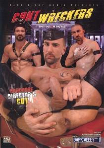 Cunt Wreckers DVD