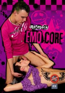 Bareback Emocore DVDR (NC)