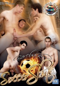 Bareback Soccer Sluts DVDR (NC)