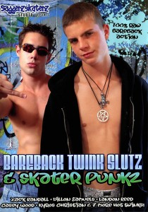 Bareback Twink Slutz & Skater Punkz DVD