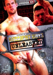 Straight Guys Unleashed  DVDR