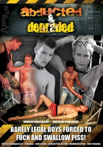 Abducted & Degraded (Director's Cut) DVDR (NC)