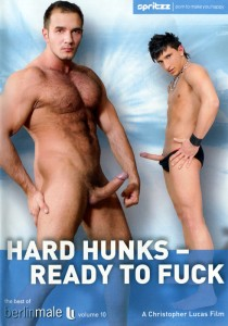 Hard Hunks - Ready To Fuck DVD