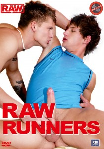 Raw Runners DVD