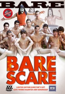 Bare Scare (Director's Cut) DVD