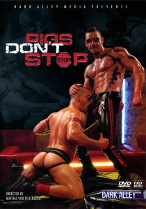 Pigs Don't Stop DVD