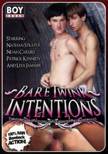 Bare Twink Intentions DVD