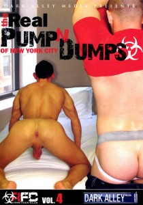 The Real Pump N' Dumps of New York City DVDR