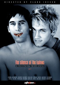 The Silence of the Twinks part 1 DVD