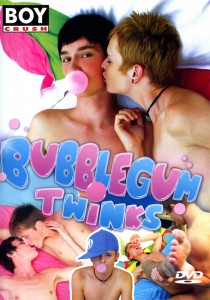 Bubblegum Twinks DVD