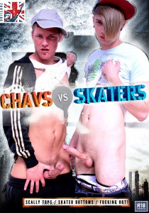Chavs Vs. Skaters DVD