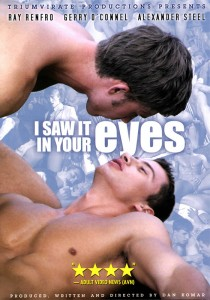 I Saw It in your Eyes DVD