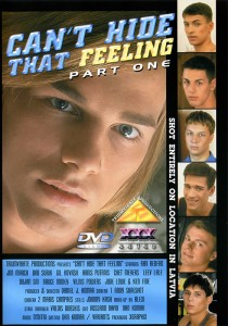 Can't Hide That Feeling- Part 1 DVD