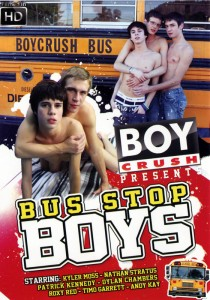 Bus Stop Boys DVD