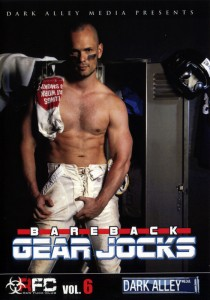 Bareback Gear Jocks DVD