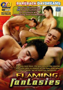Flaming Fantasies DVD