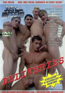 Deliveries DVD - Front