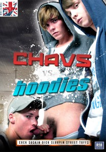 Chavs vs Hoodies DVD