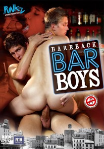 Bareback Bar Boys DVDR