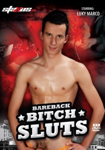 Bareback Bitch Sluts DVD