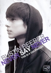 Bustin Beeber: Never Say Never DVD
