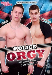 Police Orgy DVD