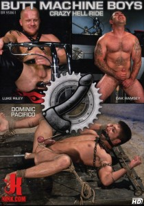 Butt Machine Boys 9 DVD (S)