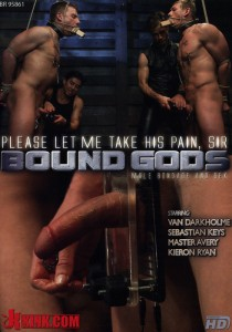 Bound Gods 9 DVD (S)