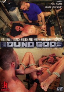 Bound Gods 13 DVD (S)