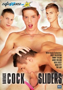 Bareback Cock Sliders DVD