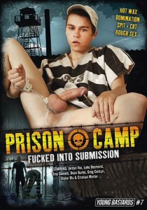 Prison Camp DVDR (NC)