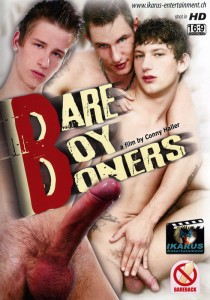 Bare Boy Boners DVD