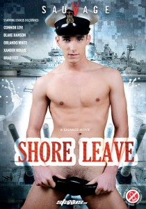 Shore Leave DVDR (NC)