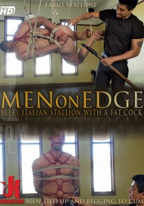 Men On Edge 8 DVD (S)