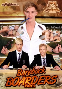 Bareback Boarders Part 1 DVD