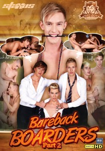 Bareback Boarders Part 2 DVD