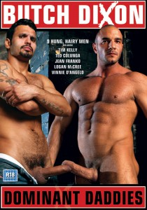 Dominant Daddies DVD - Front