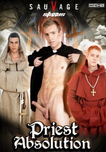 Priest Absolution DVD