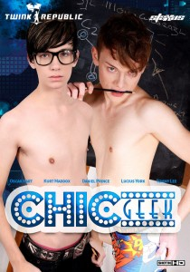 Chic Geek DVD