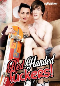 Red-Handed Fuckers! DVD