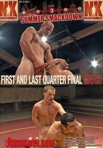 Naked Kombat 34 DVD (S)