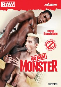 Raw Monster DVD