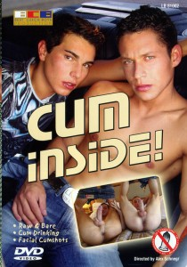 Cum Inside! (Mans Best) DVDR (NC)