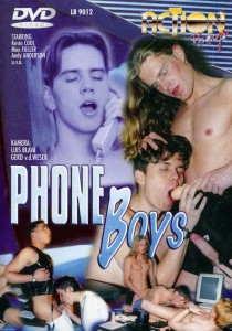 Phone Boys DVDR (NC)