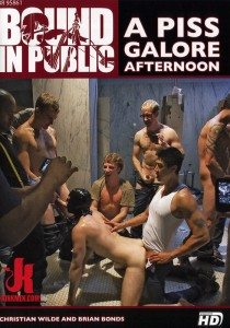 Bound In Public 64 DVD (S)
