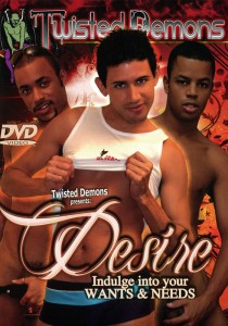 Desire (Twisted Demons) DVD