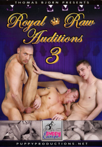 Royal Raw Auditions 3 DVD